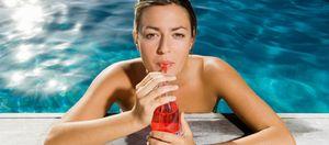 Foto: La prehidratación con carbohidratos aumenta el rendimiento físico y mental