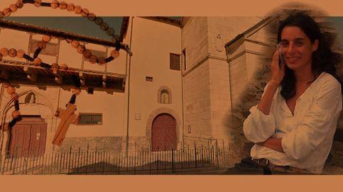 La 'exnovia' del Rey Felipe, Mencía Roca, ingresa dos días en un convento
