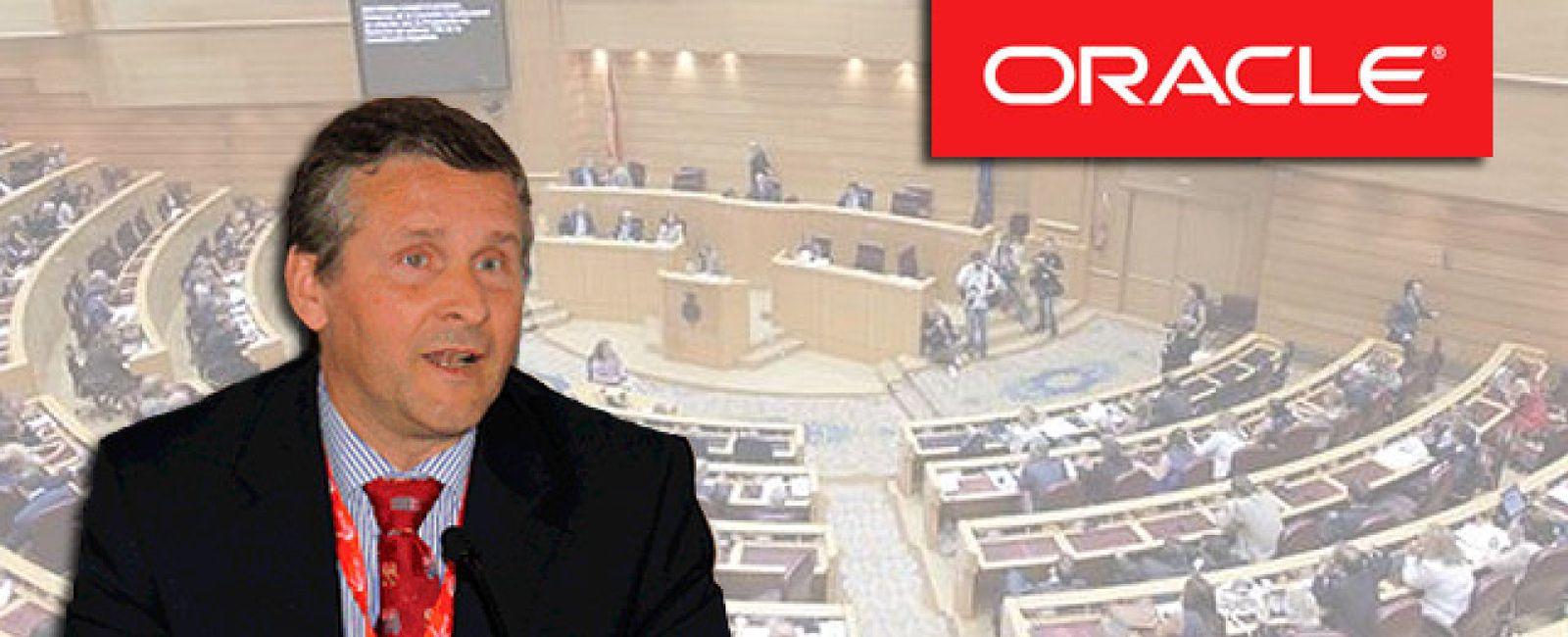 Foto: El Senado pagó 218.000 euros en licencias a Oracle a través de su 'mejor amigo'