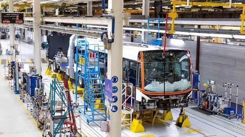 El 77% de los autobuses de Iveco en 2020 fueron de energías alternativas