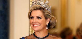 Post de La reina Máxima da por finalizada su baja y vuelve al trabajo