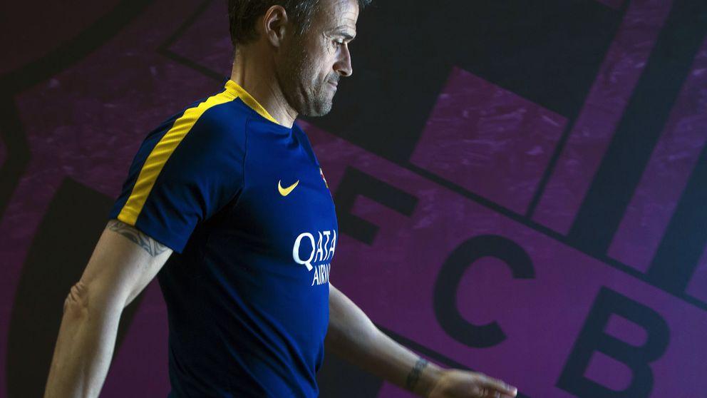 Luis Enrique defiende a Dani Alves: es un activo fundamental para el Barça
