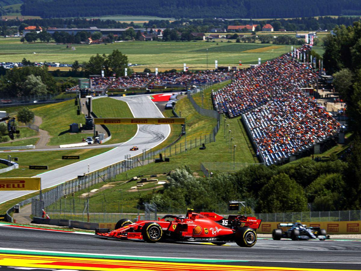 Foto: El Gran Premio de Austria tendrá ración doble para empezar el campeonato gracias a sus particulares circunstancias (EFE)