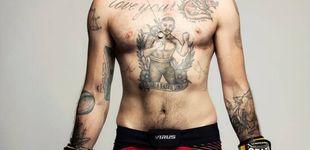 Post de Thomas McBee, un boxeador transexual a puñetazos contra la