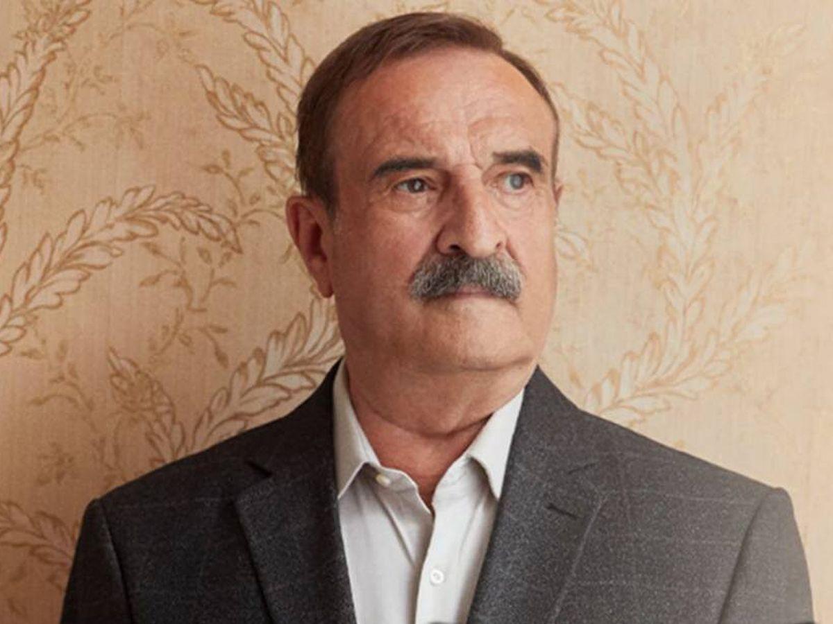 Foto: El actor Metin Coşkun, en 'Inocentes'. (Atresmedia)