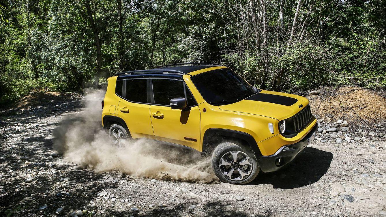 El Jeep Renegade estrena motores y presume de mayor carga tecnológica