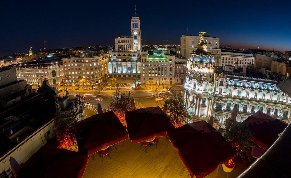 Foto: La Terraza de The Principal Hotel Madrid