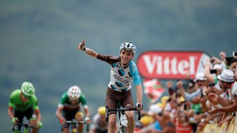 El Tour en 300 metros: Aru revienta a Froome y Bardet aprieta la general