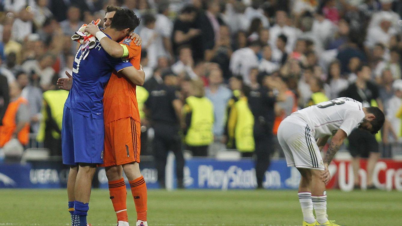 El guardameta del Real Madrid cumplió con buena nota ante la Juventus 79e4db914c4e8
