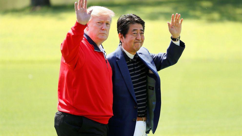 Trump:  Japón y EEUU han hecho un gran progreso hacia un acuerdo comercial