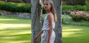 Post de ¿Está nerviosa Leonor por los Premios Princesa de Asturias? Letizia habla de ello