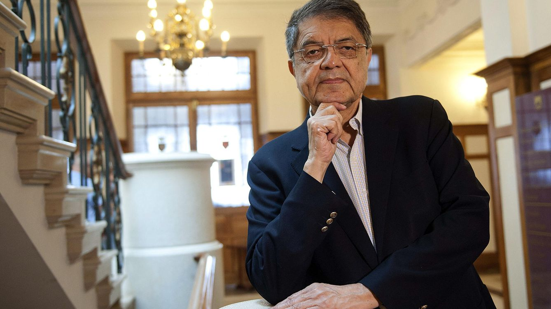 El escritor nicaragüense Sergio Ramírez gana el premio Cervantes 2017