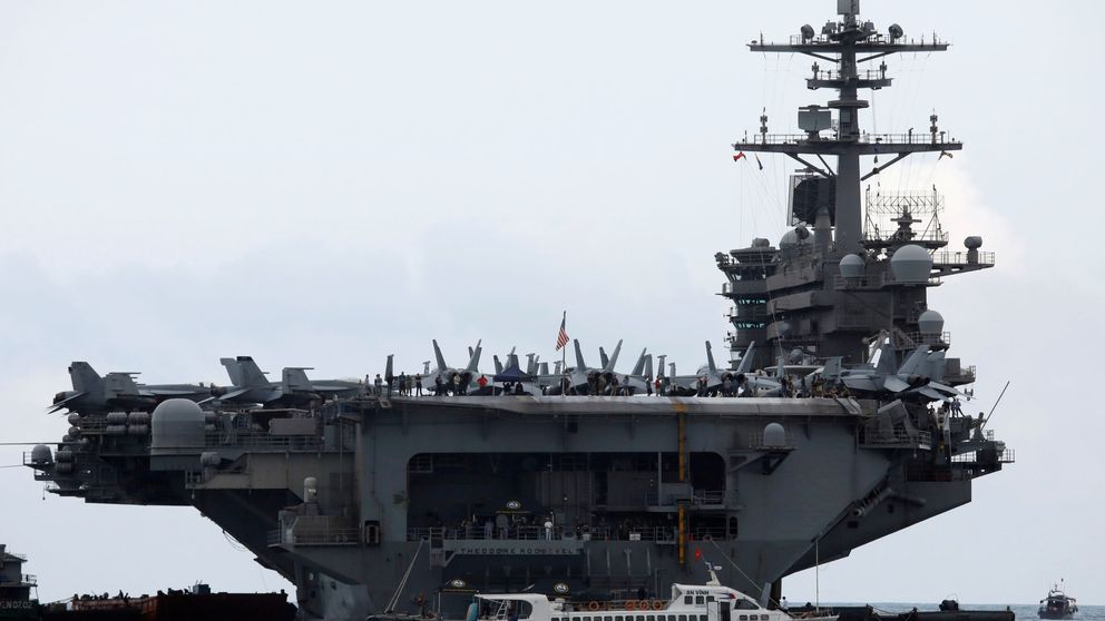 No es una guerra, no hay por qué morir: SOS desde un buque lleno de enfermos