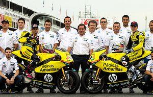 Aspar, Gresini, Pons… ¿Barros? Los pilotos se reciclan en el paddock