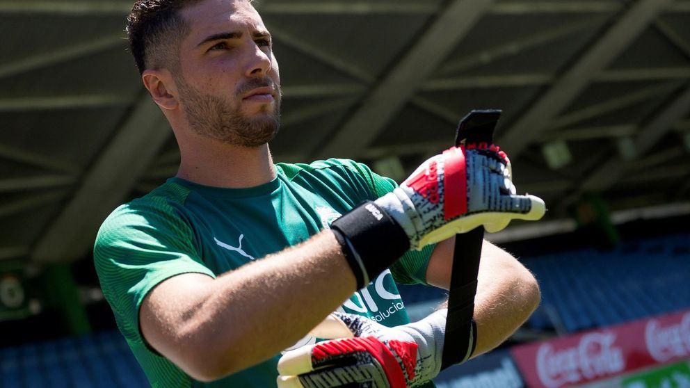 Luca Zidane ficha por el Rayo Vallecano en el último día del mercado