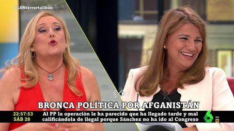 Elisa Beni, a la yugular de María Claver: Nunca has criticado al PP aquí
