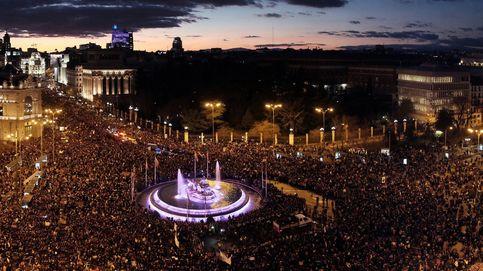 Directo 8M | El feminismo desborda las expectativas: 375.000 personas en Madrid