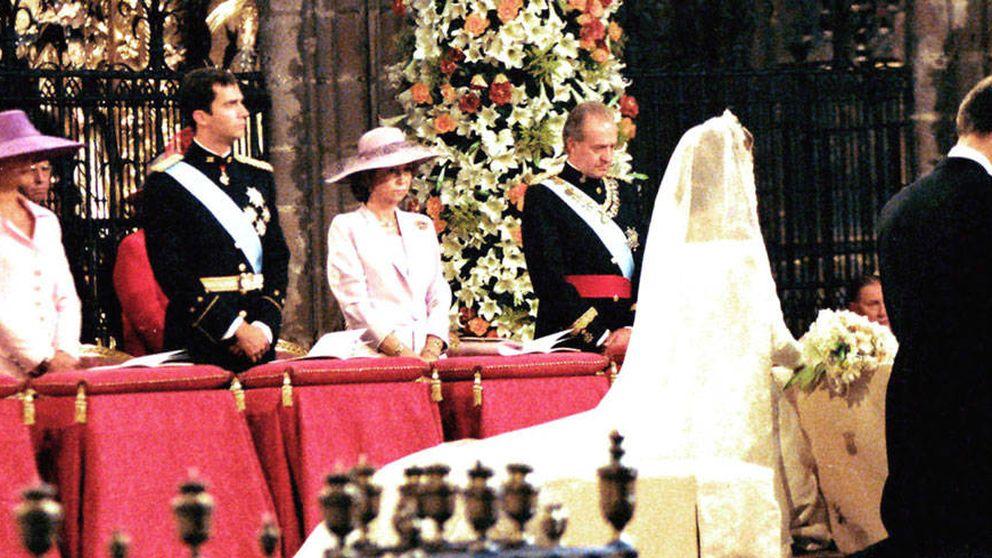 Crónica (resaca incluida) de la boda sin solera de Cristina 'la nostra'