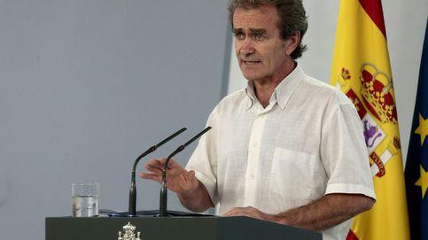 Fernando Simón ocultó datos del virus a la opinión pública porque eran confidenciales