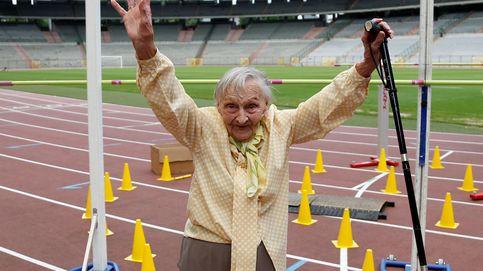 Jabalina, obstáculos... Llegan a Bruselas los Juegos Olímpicos de la Tercera Edad