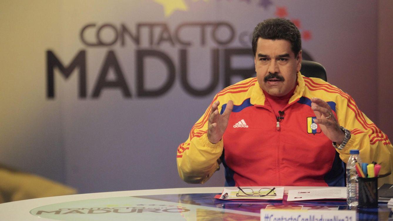 Maduro acusa a Europa y EE.UU. de quitar del medio a Blatter para gobernar la FIFA