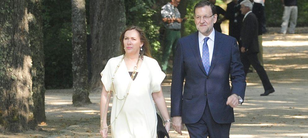 Rajoy hace 1.200 km en un día para ir a la boda de su asesor