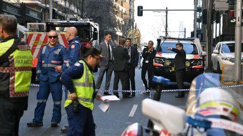 Detenido por intentar apuñalar a varios viandantes en el centro de Sidney