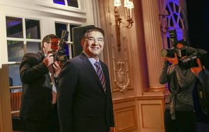 Y el empresario y filántropo más influyente de toda China es...