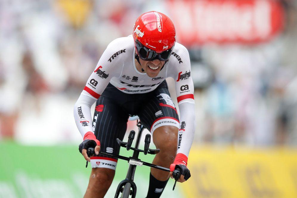Foto: En la imagen, Alberto Contador. (Reuters)