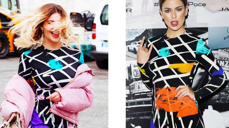 Y no es la primera vez (ni la única) que ambas actrices llevan el mismo vestido de la diseñadora. (Instagram)