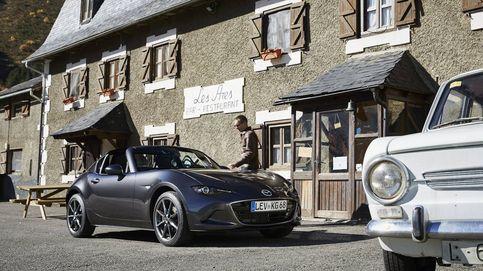 Mazda MX5 RF, un coche genial mejorado con un techo duro