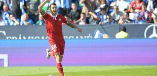 Post de Vitolo, el tráiler de un Sevilla que impone respeto en Europa y sorprende en la Liga