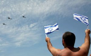 Israel festeja su 60 aniversario en jornada de luto para los palestinos