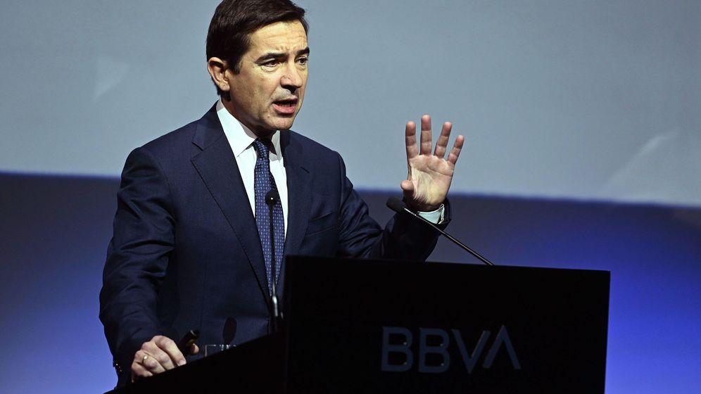Foto: Carlos Torres, presidente de BBVA. (Efe)