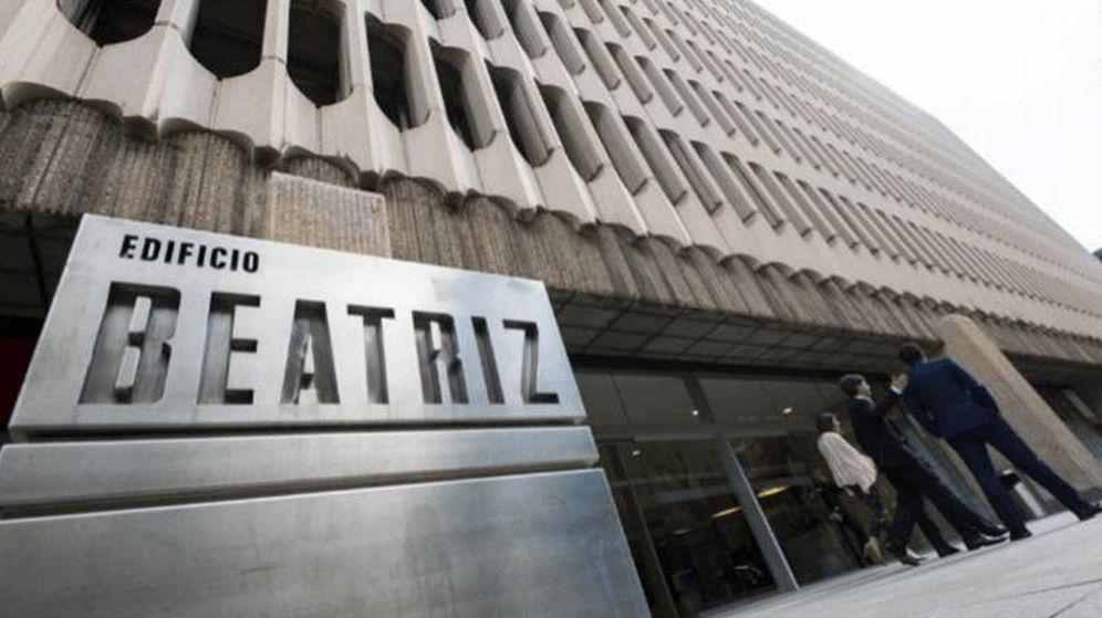 Foto: Edificio Beatriz, donde está la sede de Alantra.