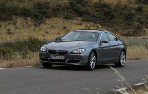 BMW 640d, un deportivo de cuatro plazas movido por gasóleo