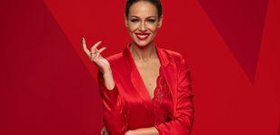 Post de El cambio de estilo de Eva González para presentar 'La Voz'