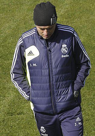 Foto: En el Bernabéu tienen constancia de que el Chelsea y el PSG ya han llamado a Mourinho
