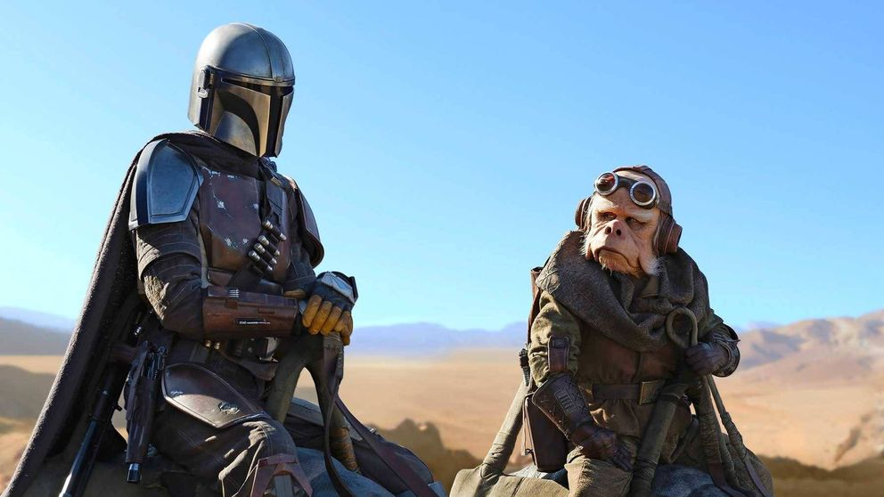 'The Mandalorian': 'Star Wars' se pasa (y bien) al 'western'