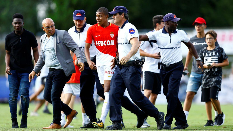 De Falcao a Mbappé: cuando el Mónaco prefirió reinar en el banco