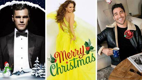 De Sara Carbonero a Jorge Javier Vázquez: las postales navideñas (más raras) de nuestros famosos