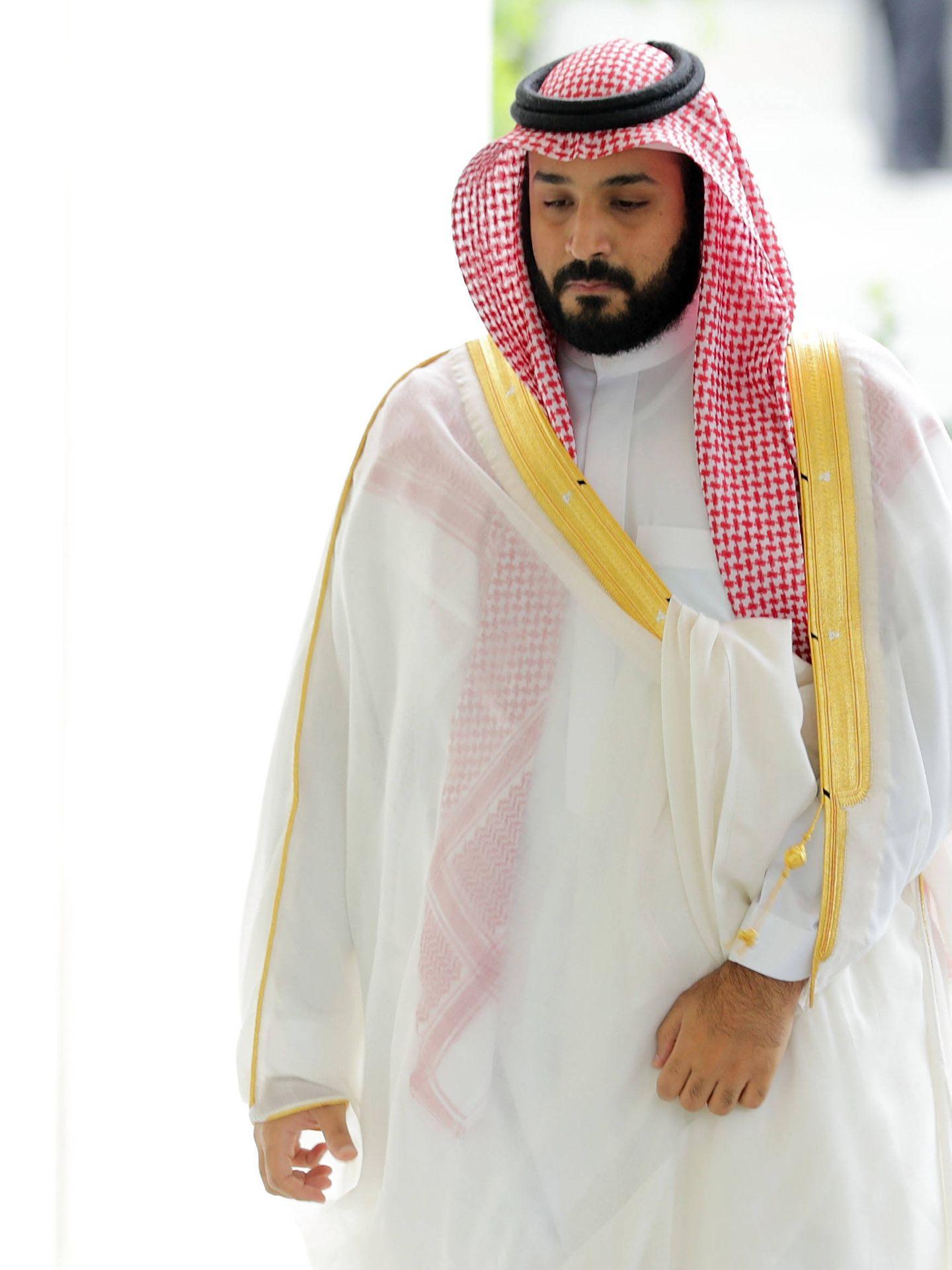 El príncipe saudí ha pasado unos días en Madrid. (Getty)