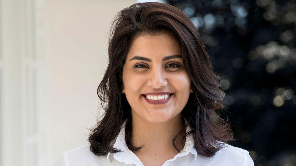 Foto: La activista saudí Loujain al-Hathloul. (Reuters)