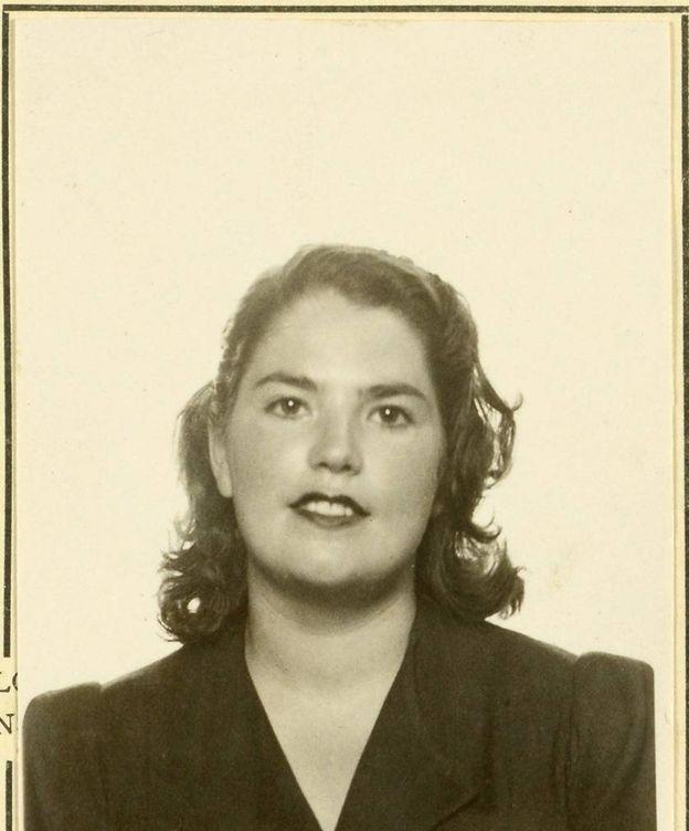 Foto: La fotografía de Araceli González de los Archivos Nacionales ingleses.
