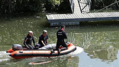 Aparece un cadáver en el río Arga