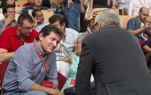 PSOE y PP ensayan en Asturias la 'gran coalición' frente a IU y UPyD