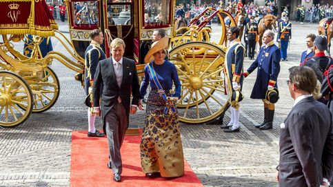 Máxima de Holanda se despide de su carruaje de oro (y este es el motivo)
