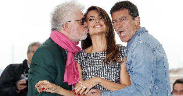 Maxima expectacion en Cannes por Almodovar: ¿huele a Palma de Oro?