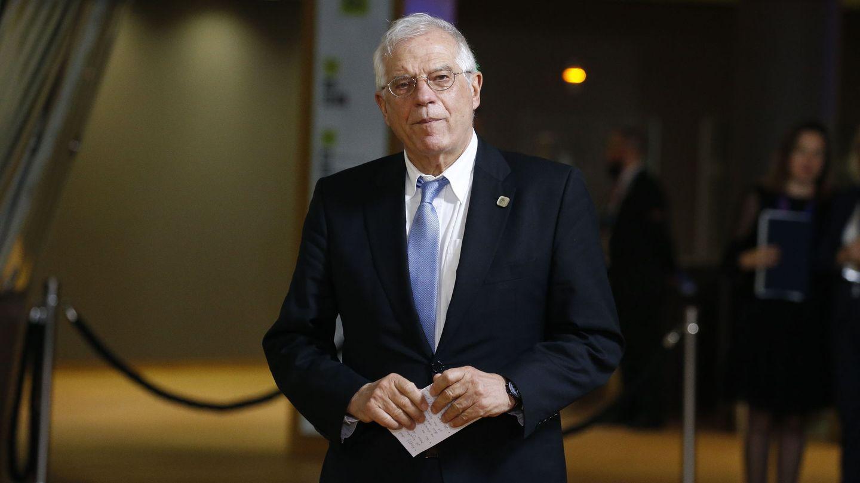 El alto representante de la Unión Europea para Asuntos Exteriores y Política de Seguridad, Josep Borrel. (EFE)