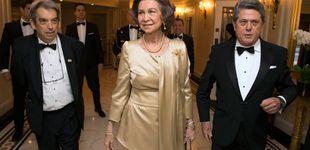 Post de La semana grande de la reina Sofía, gran ausente del bautizo de Zurita